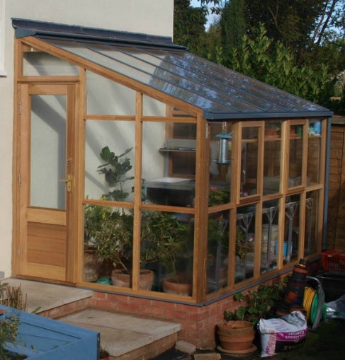 The Advantages Of A Lean To Greenhouse