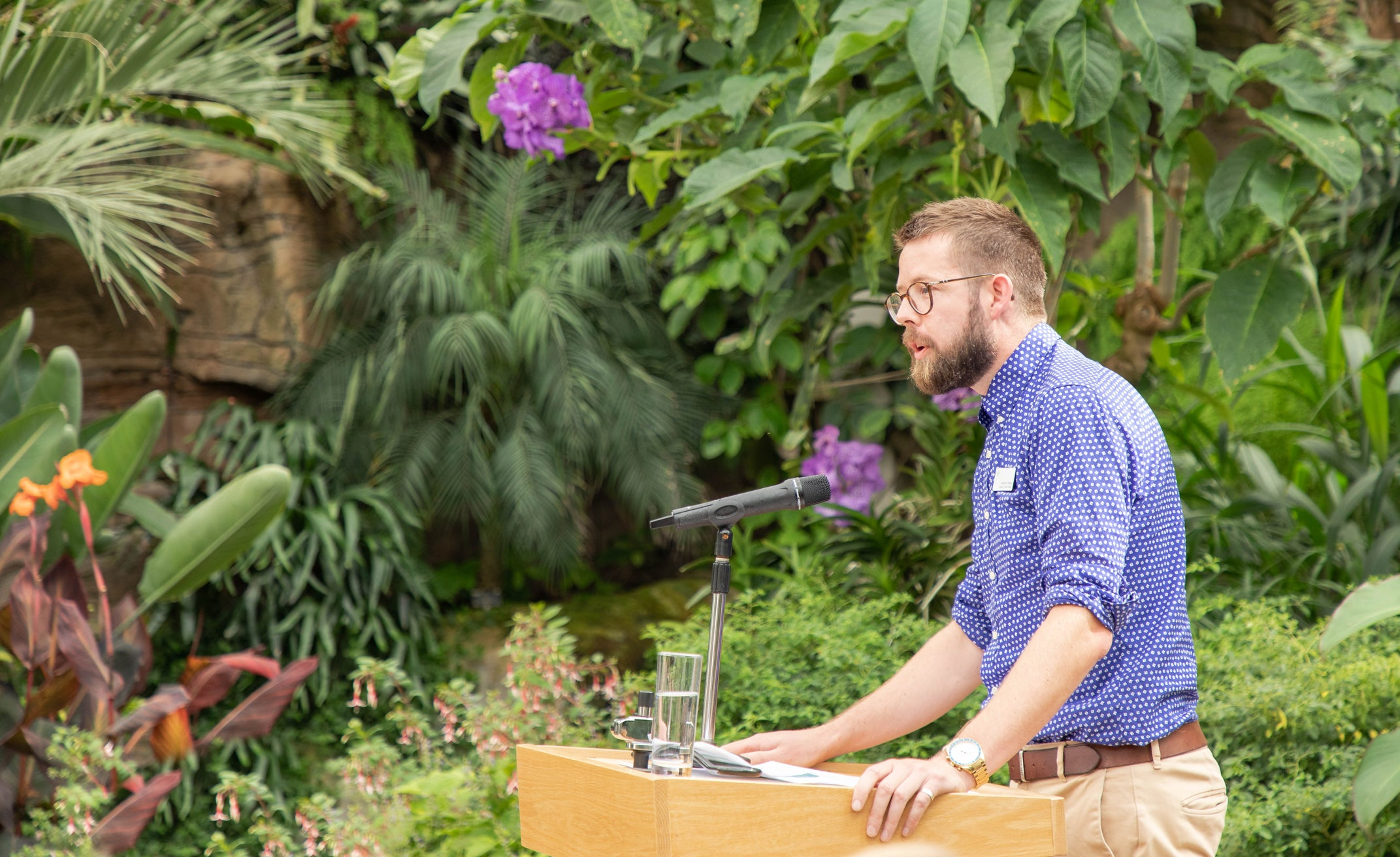 RHS School of Horticulture Graduation Ceremony 2019