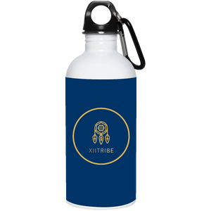 Royal Blue XIITribe 20 oz. Stainless Steel Water Bottle