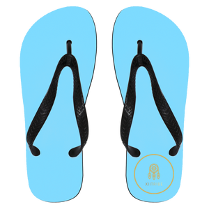 Brown XIITribe Flip Flops - Small