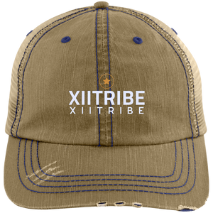 XIITribe Unstructured Trucker Cap