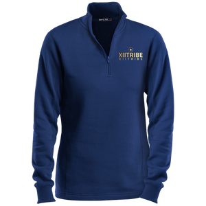 XIITribe Ladies 1/4 Zip Sweatshirt