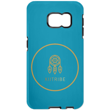 Blue XIITribe Samsung Galaxy S6 Edge Tough