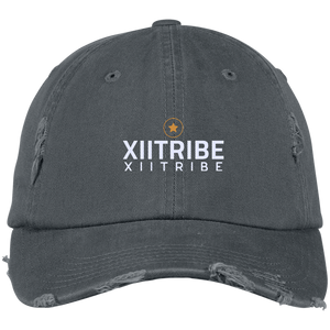 XIITribe Distressed Dad Cap