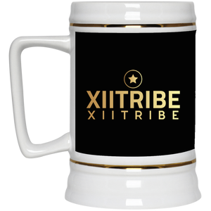 XIITribe Beer Stein 22oz.
