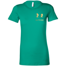 Turquoise XIItribe Ladie's Favorite T-Shirt