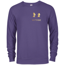 Navy Blue XIItribe Men's LS Sweatshirt