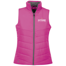 XIItribe Women Quilted Vest Jacket