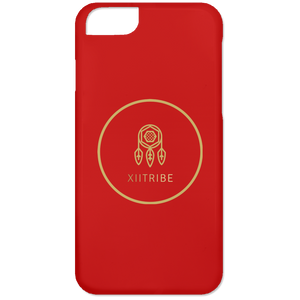 White XIITribe IPhone 6 Case