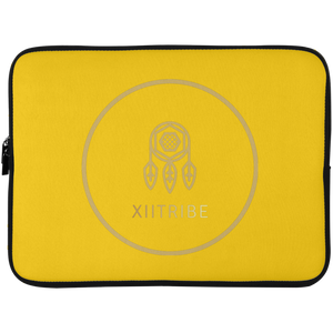Blue XIITribe Laptop Sleeve - 15 Inch