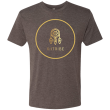 Grey XIITribe Men's Triblend T-Shirt