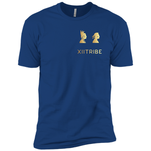 Light Blue XIITribe Boy's Cotton T-Shirt