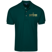 XIITribe Cotton Pique Knit Polo