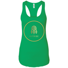 XIItribe Ladies Ideal Racerback Tank