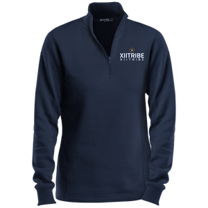 XIITribe Ladies' 1/4 Zip Sweatshirt
