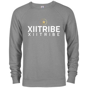 XIITribe Men's Delta French Terry Crew