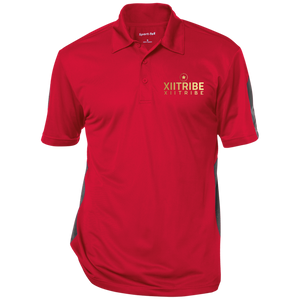 XIITribe Three-Button Polo