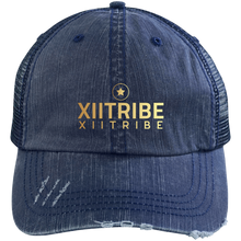 Distressed XIITribe Cap