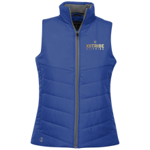XIItribe Women Quilted Vest Jakect