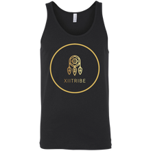 Navy Blue XIITribe Men's Unisex Tank