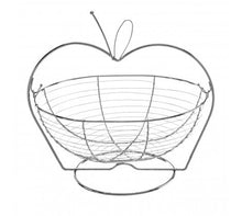 Load image into Gallery viewer, Apple Fruit Basket - No Needles Needed Chunky Knits