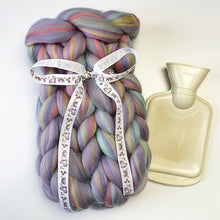 Load image into Gallery viewer, Hot Water Bottle - 500ml Size - No Needles Needed Chunky Knits