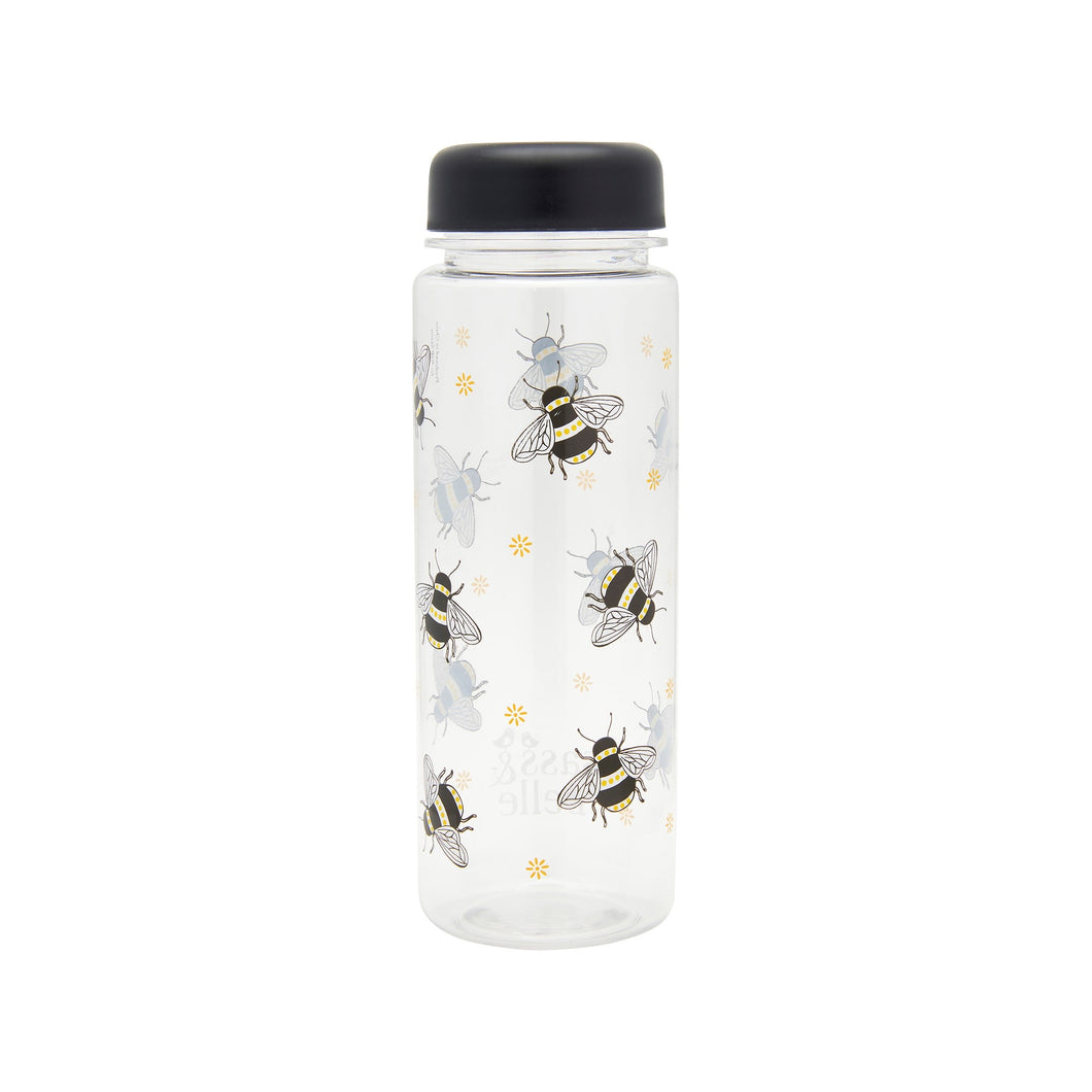 Queen Bee Drinks Bottle - No Needles Needed Chunky Knits