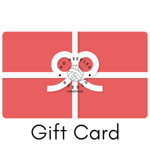 Gift Card - No Needles Needed Chunky Knits