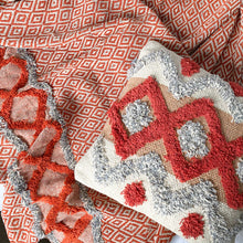 Load image into Gallery viewer, Arizona Tufted Cushion - No Needles Needed Chunky Knits