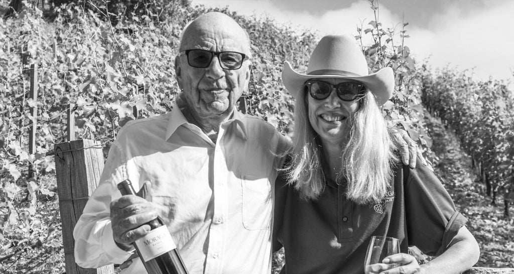 Bloomberg: Can Rupert Murdoch Make a Profit on His Tiny Bel Air Winery?