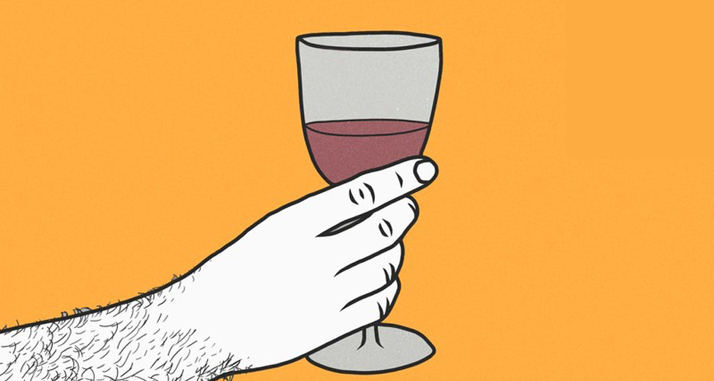 GQ: Best Wine for Solo Drinking