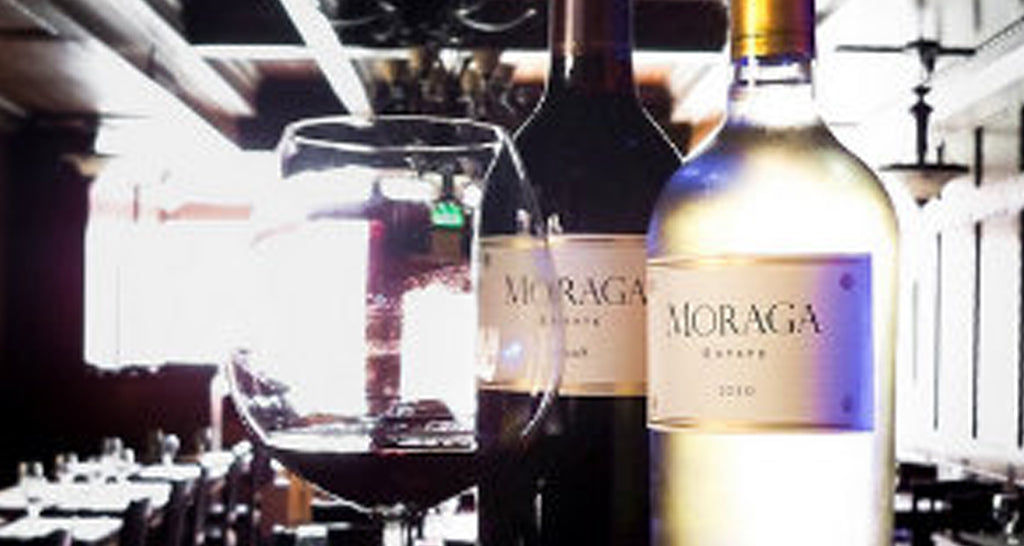 Greer's OC : Murdoch's Moraga Winery