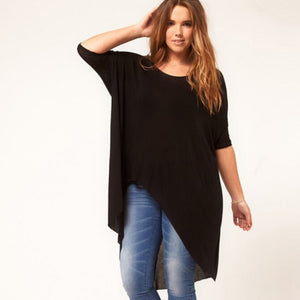 Large Big Size Women's Tops