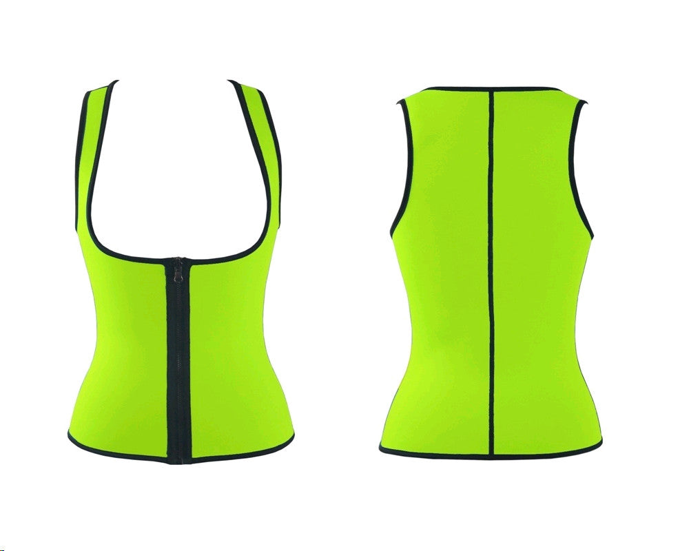 Women's Waist Cincher Sleeveless Shaper