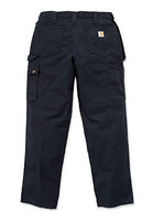 EMEA Multipocket Ripstop Pant Black
