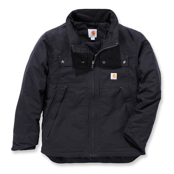 QUICK DUCK® JEFFERSON TRADITIONAL JACKET Black