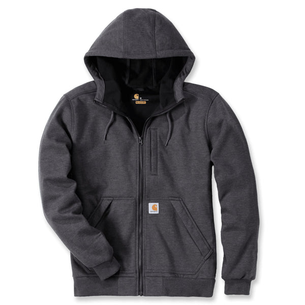 WIND FIGHTER Hoodie Carbon Heather