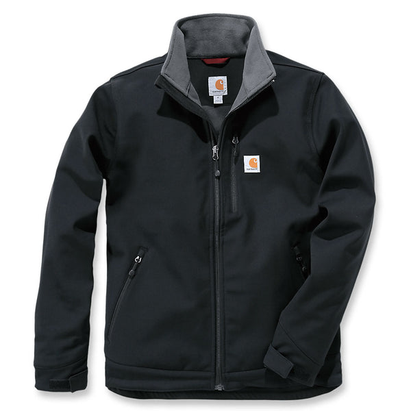 CROWLEY SOFTSHELL JACKET Black