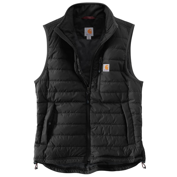 GILLIAM VEST Black