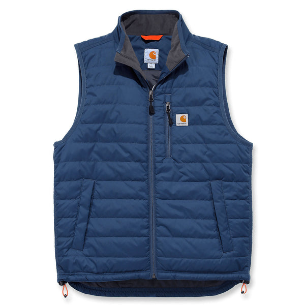 GILLIAM VEST Dark Blue