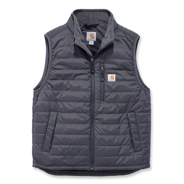 GILLIAM VEST Shadow Grey