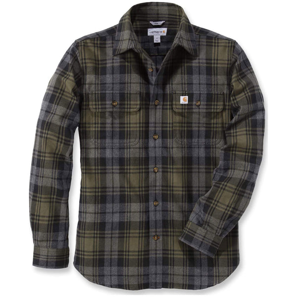Hubbard Flannel Shirt