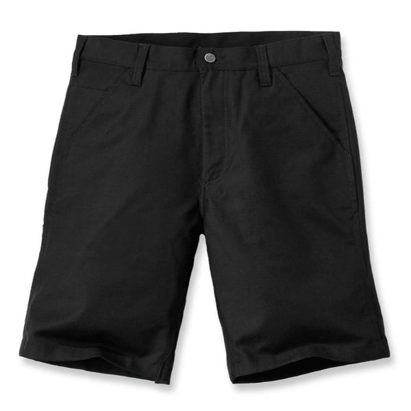 RUGGED PRO STRETCH CANVAS SHORTS Black