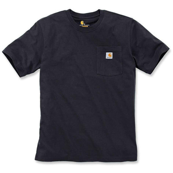 WORKWEAR POCKET T-SHIRT Black