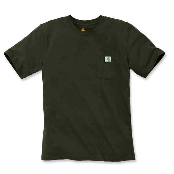 WORKWEAR POCKET T-SHIRT Peat
