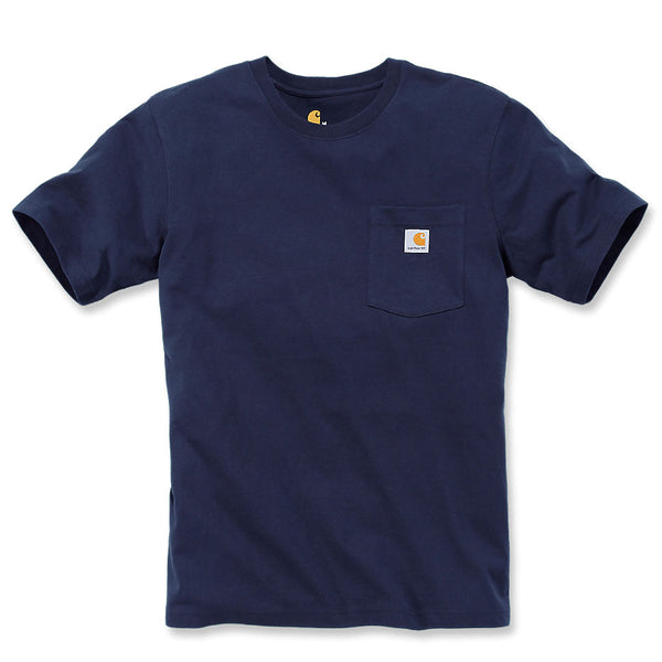 WORKWEAR POCKET T-SHIRT Navy