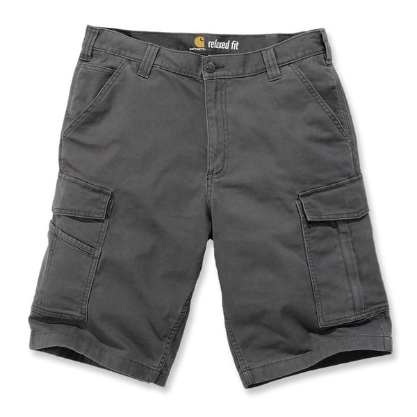 RIGBY RUGGED CARGO SHORTS Shadow