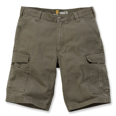 RIGBY RUGGED CARGO SHORTS Tarmac