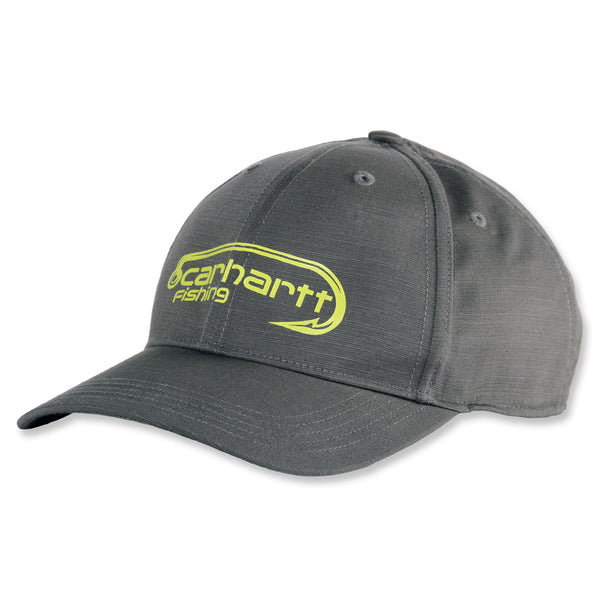 FORCE EXTREMES® FISH HOOK LOGO CAP Shadow