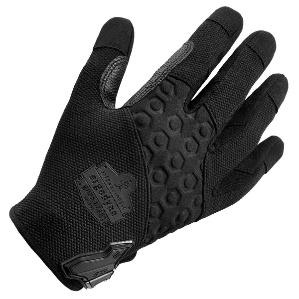ProFlex® 710BLK Abrasion-Resistant Black Tactical Gloves